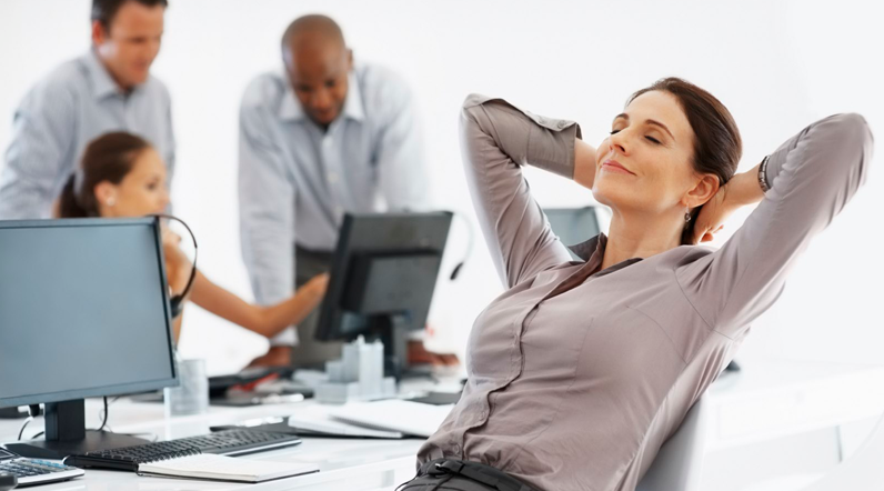 6 Simple Ways to Relax at Work